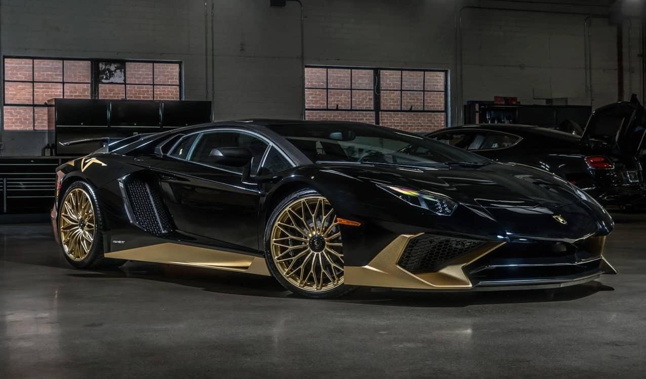 Lamborghini Aventador SV modificado por Ad Personam