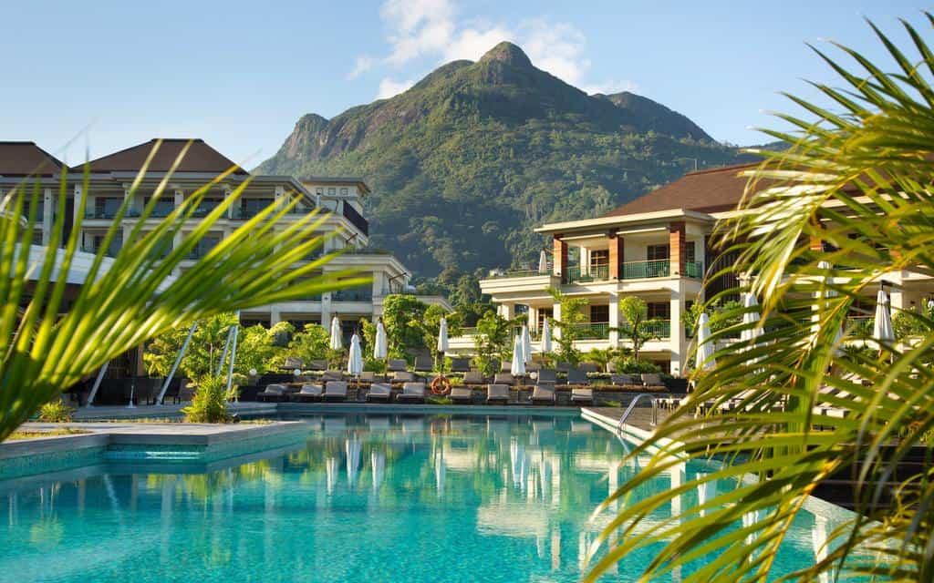 Savoy Resort & Spa: Exclusivo resort frente a la playa en la paradisíaca isla de Seychelle