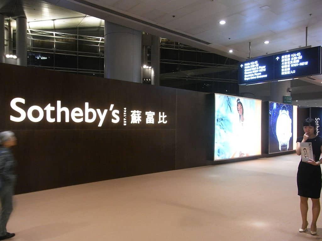 Casa de subasta Sotheby's Hong Kong