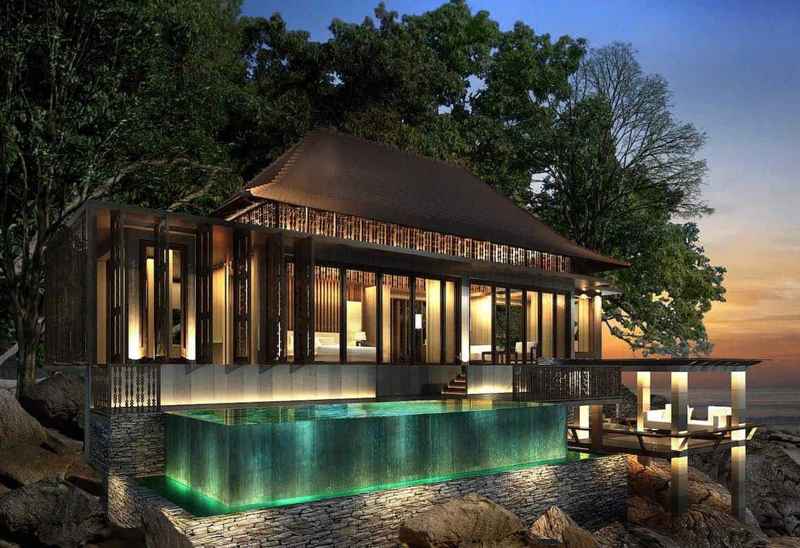 El Ritz Carlton está de vuelta en Malasia, esta vez en la isla de Langkawi