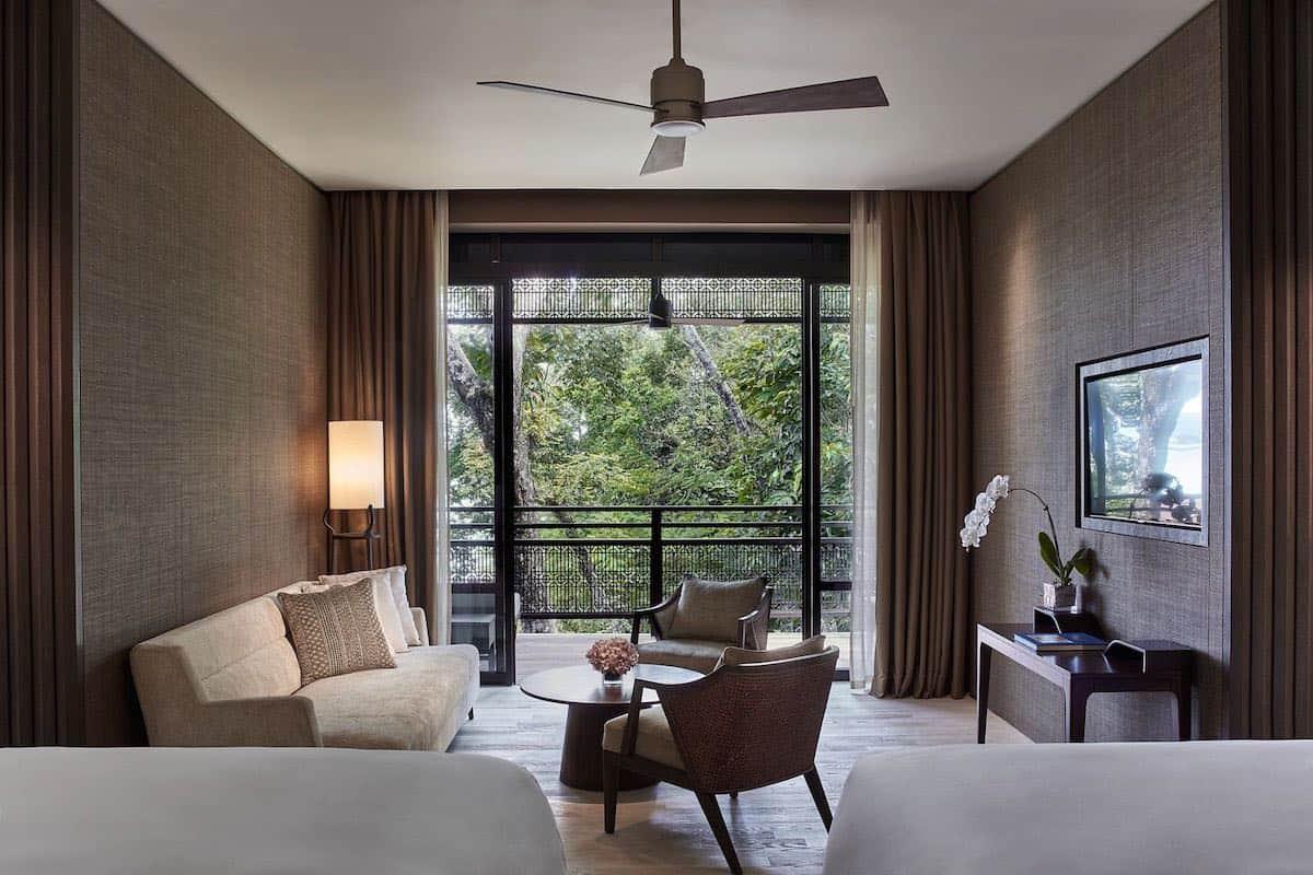 Resort en Malasia
