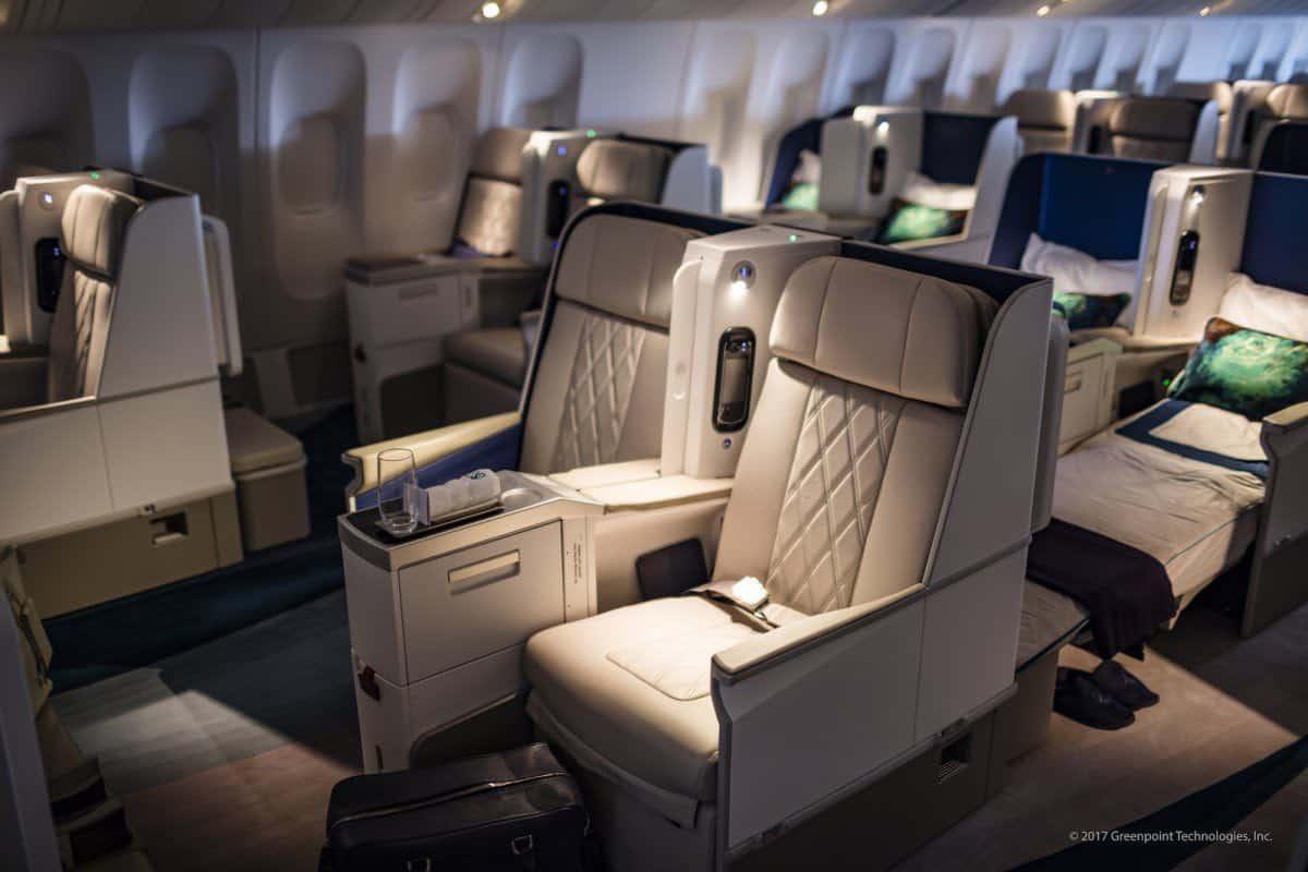 Crystal Cruises estrena su nuevo Boeing 777: ¡Un lujoso y exclusivo crucero aéreo!