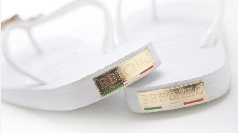 Las Flip Flops más caras del mundo se vende por €290,000