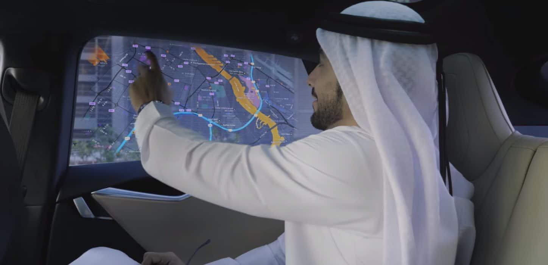 Dubái recibe sus primeros 50 vehículos Tesla para crear un servicio de taxi auto-dirigido
