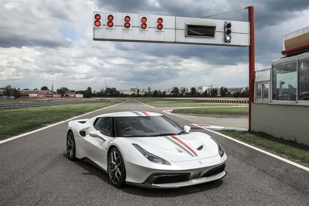 """Ferrari crea este """"458 MM Speciale"""" para un exclusivo cliente británico"""