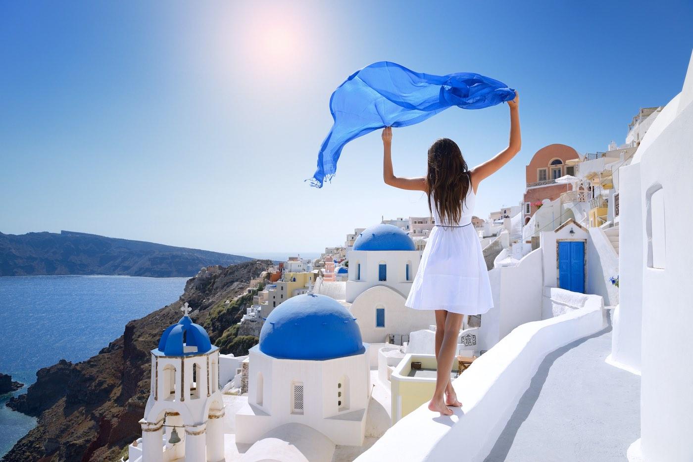 """Dime qué tipo de viajero eres y te diré cuál es tu """"Isla Griega"""" ideal"""