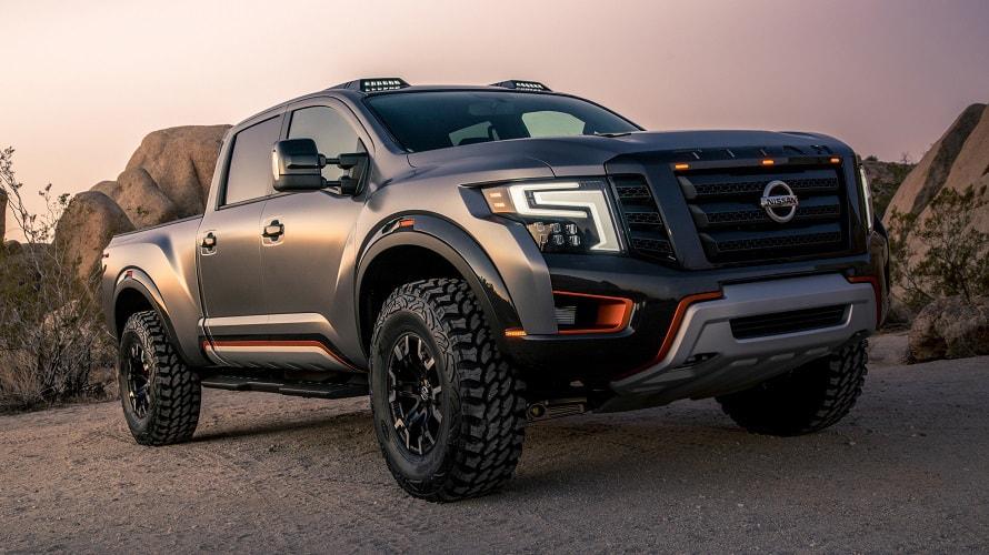 Nissan Titan Warrior