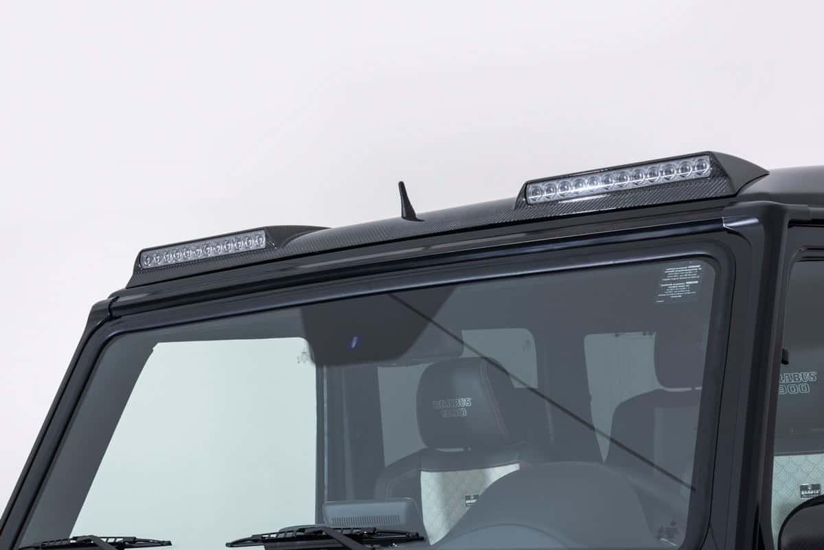 """Brabus 900 """"ONE OF TEN"""" hace su estreno mundial durante el IAA 20177"""
