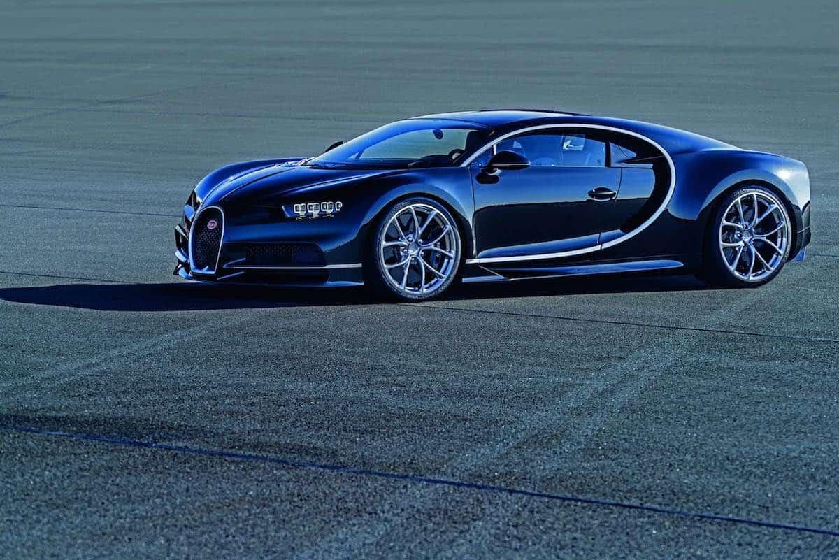 Ponen a la venta nuevo Bugatti Chiron por €3,49 millones