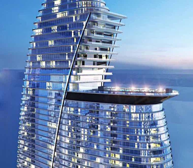 Aston Martin entra en el negocio de bienes raíces con estos increíbles apartamentos en Miami