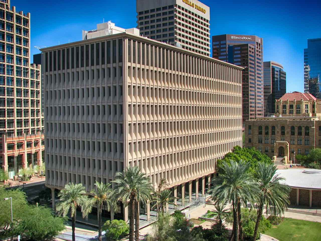 Edificio en Phoenix, Arizona