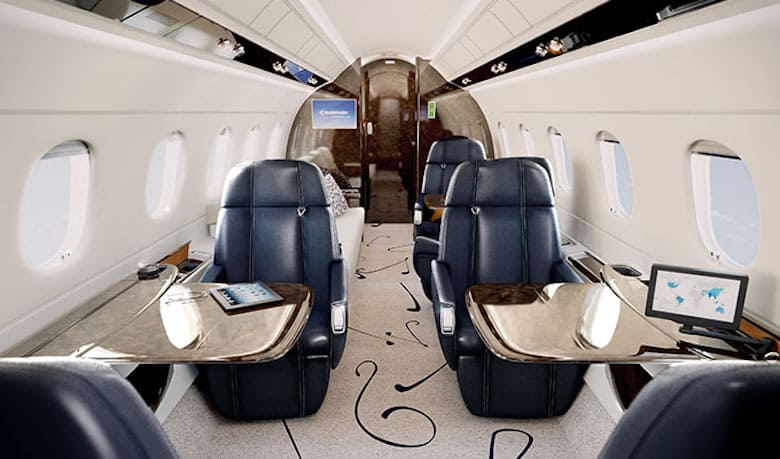 Embraer hace entrega del primer Legacy 500 ensamblado en los Estados Unidos
