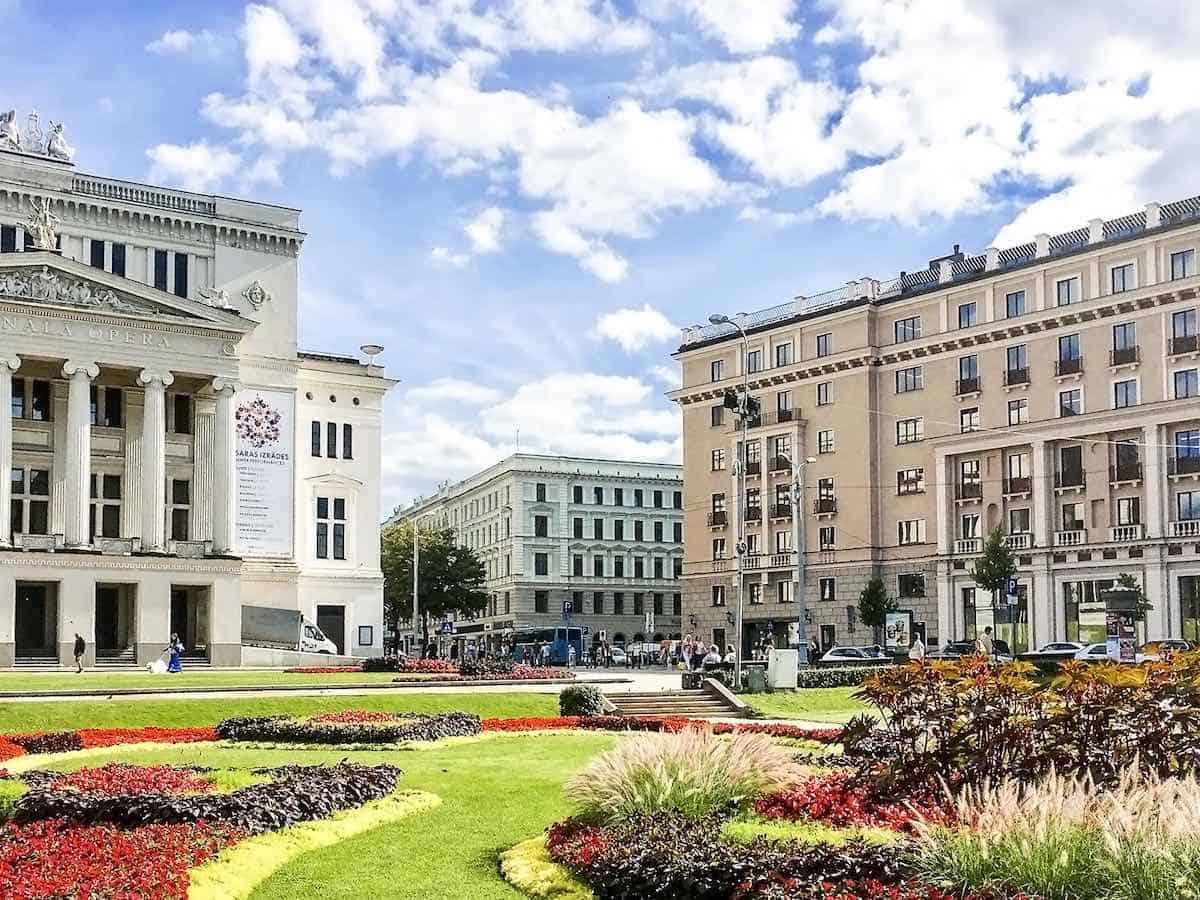 Kempinski Hotels abre un elegante hotel de cinco estrellas en Riga