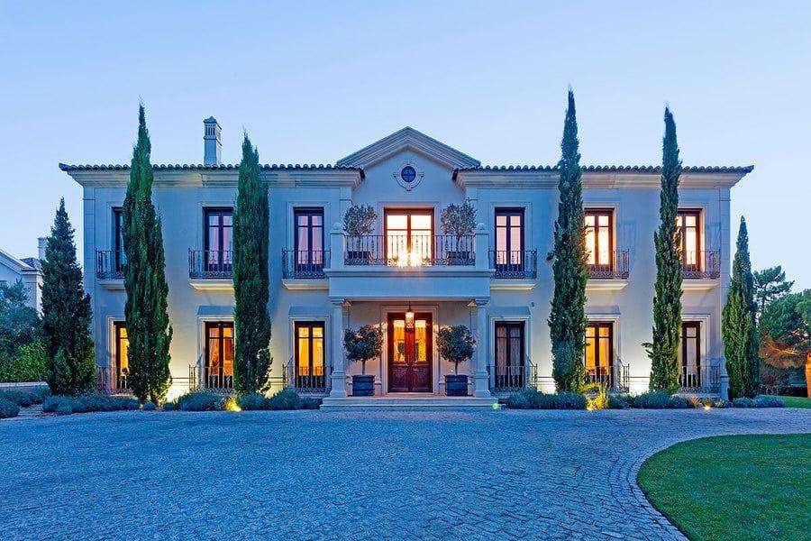 Exclusiva propiedad en Portugal con vistas al lujoso Quinta do Lago Resort a la venta por $17.7 millones