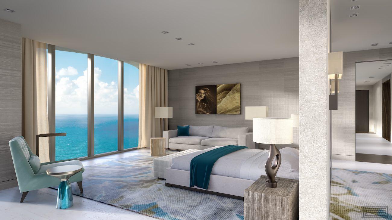 Regalia Penthouse, un ultra exclusivo ático de $39 millones en Miami, que se ofrece con un ¡Diamante rosado de $500.000!