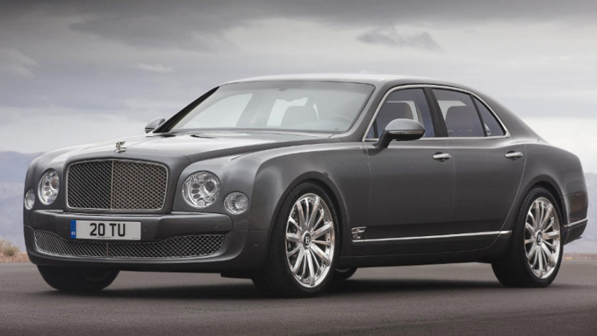 Bentley Mulliner Mulsanne Blindado