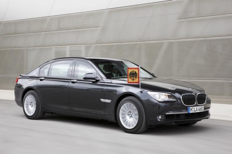 BMW Serie 7 de Alta Seguridad