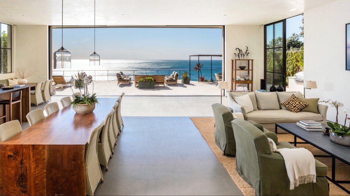 Ejecutivo de Netflix acaba de comprar esta espectacular casa de $20 millones en Malibú, California ¡Así es por dentro!
