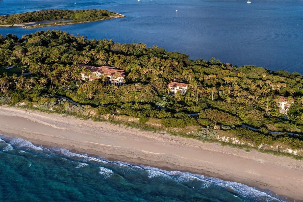 La multimillonaria familia Ziff pone a la venta esta espectacular mega propiedad en Florida por $165 MILLONES