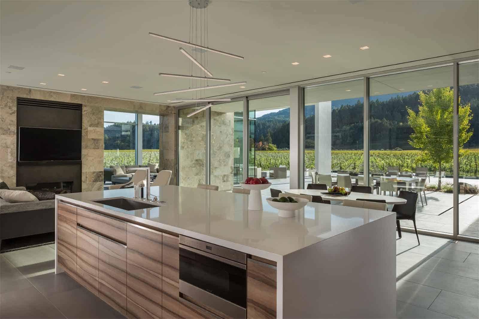 Whitehall: Esta fantástica propiedad para los amantes del vino en Napa Valley se vende por $42 millones