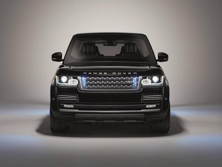 Range Rover Sentinel: Autobiography Blindada