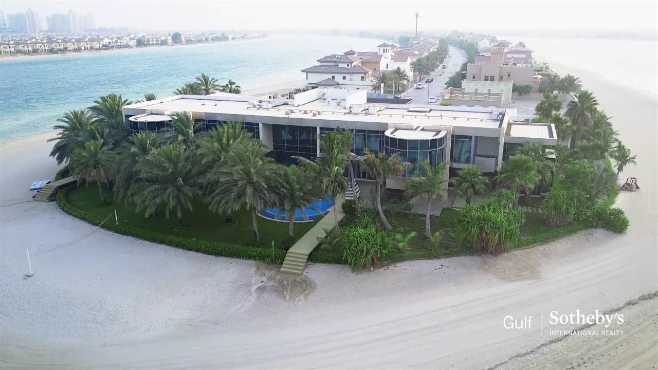 Por $54.5 MILLONES podrás comprar esta espectacular mega mansión para fiestas en Dubai