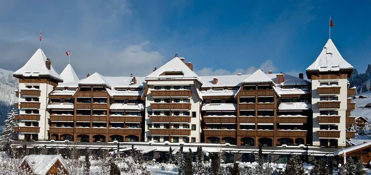 The Alpina Gstaad, Legend Collection – (Gstaad, Suiza)