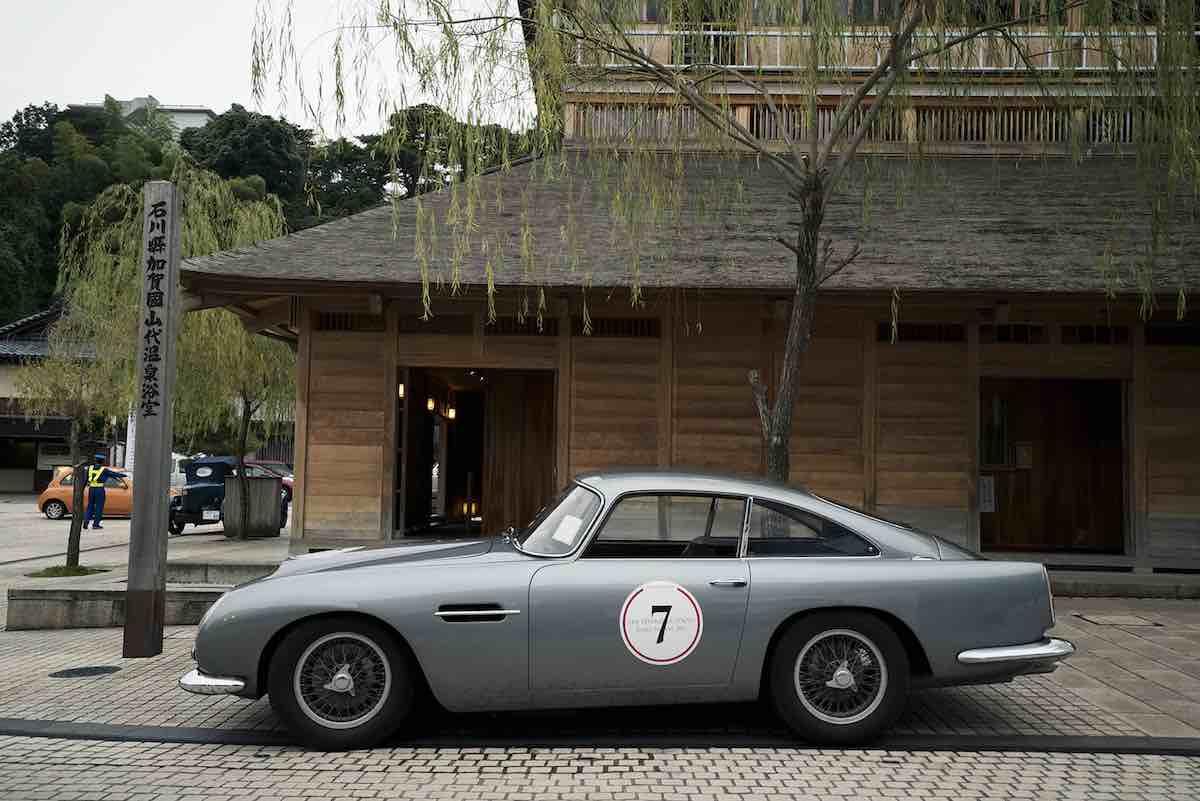 Aston Martin DB4 GT 1961