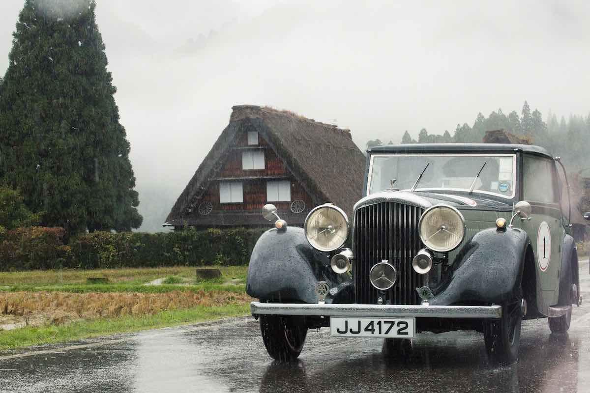 Bentley 4 ¼ Litre Park Ward 1937