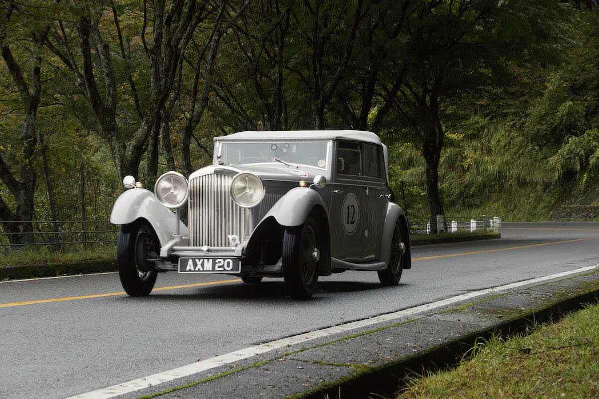 Bentley Derby 1934