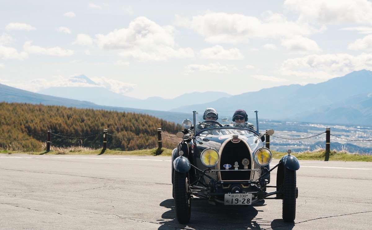 Bugatti T43 GS 1928
