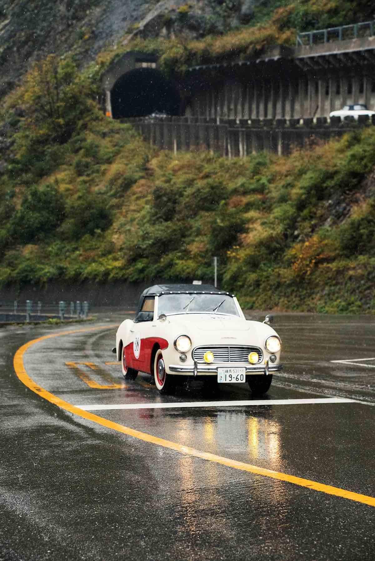 Datsun Fairlady SPL212 1960