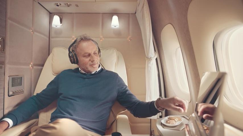 Esta es la nueva suite de Primera Clase del Boeing 777 de Emirates