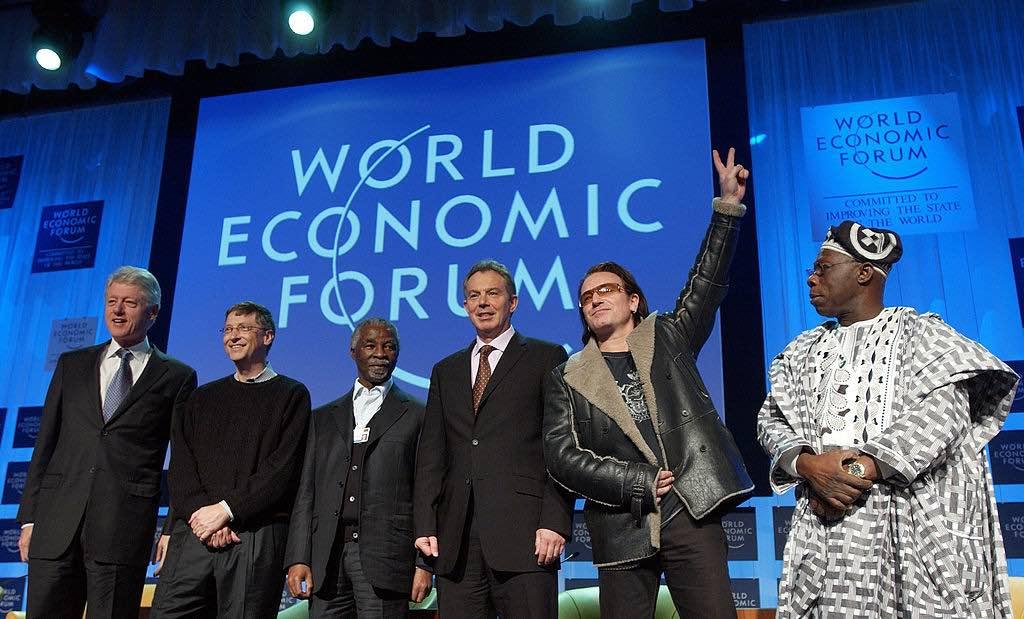Foro Economico Mundial de Davos