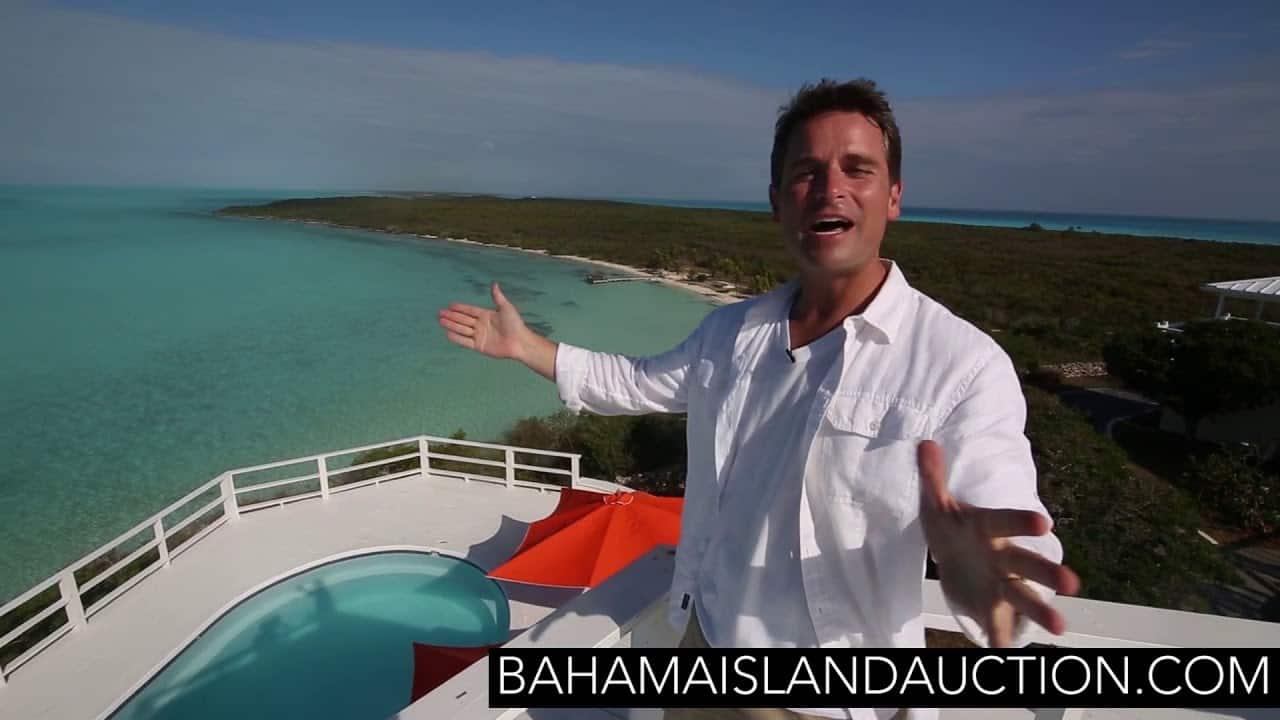 Isla Privada Innocence en las Bahamas