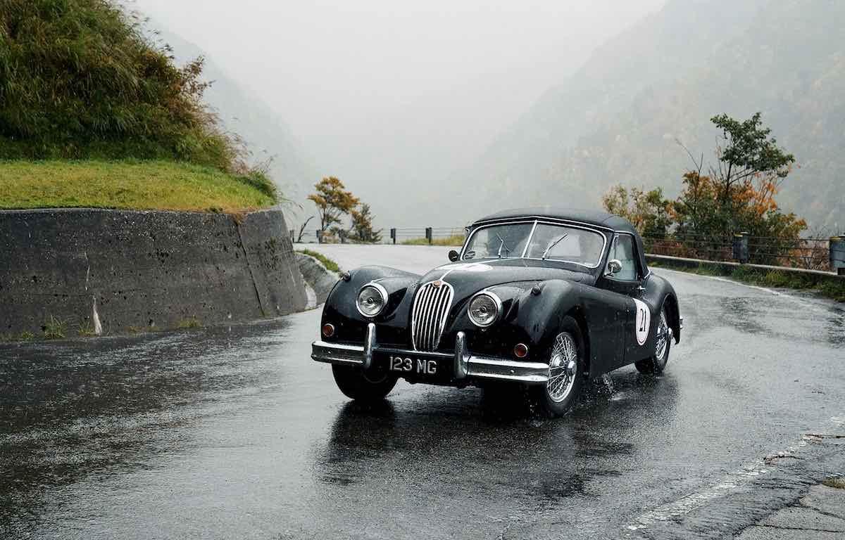 Jaguar XK120 1955