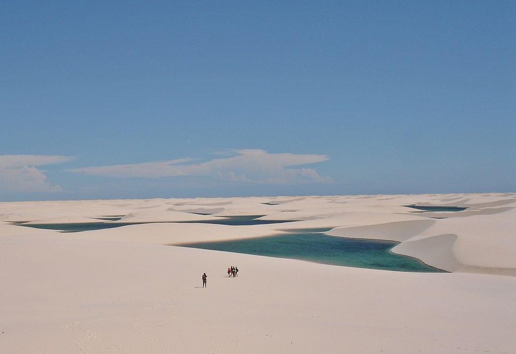 Lençóis Maranhenses National Park, Brasil