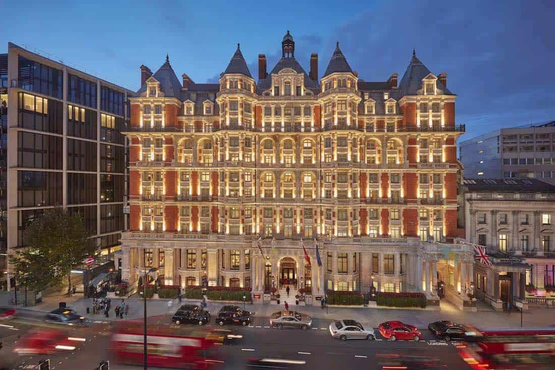 Mandarin Oriental, Londres