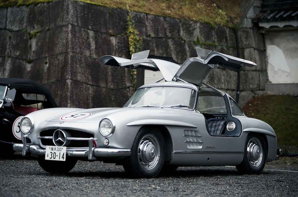 Mercedes Benz 300SL Gullwing 1957