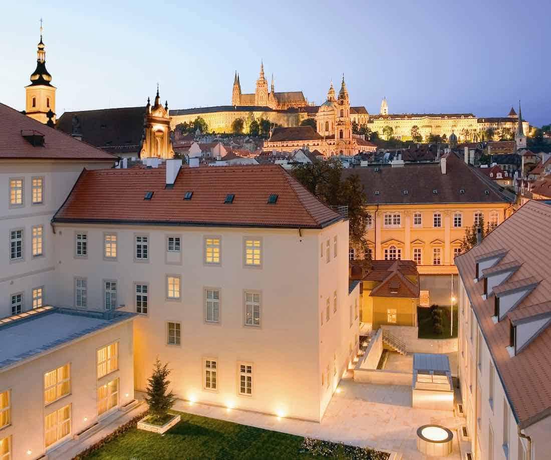 Mandarin Oriental, Praga
