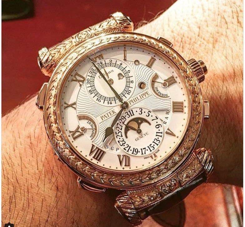 Patek Philippe Grandmaster Chime Reference 6300: El Nº1 de los relojes más caros del mundo