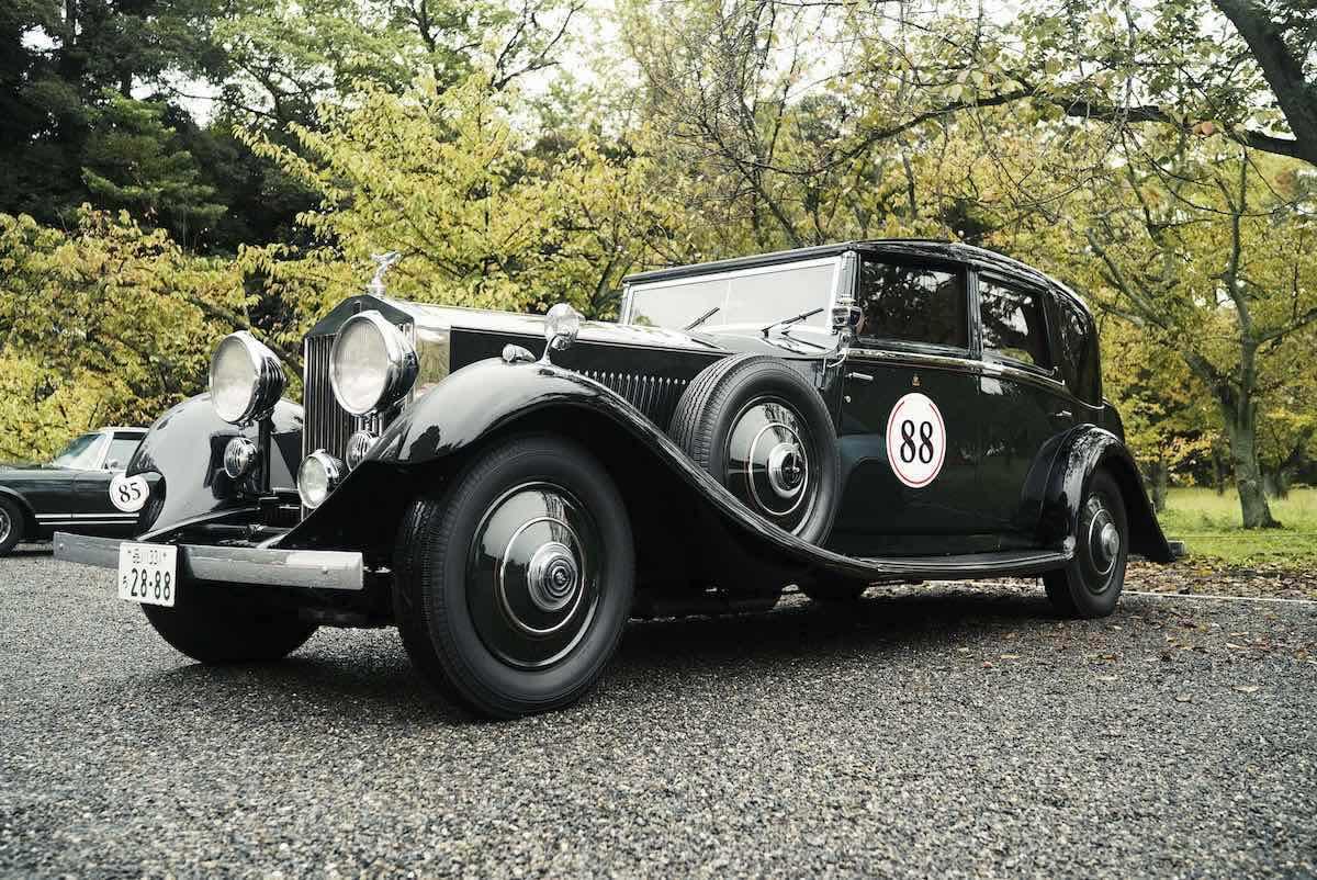 Rolls Royce Phantom II 1934