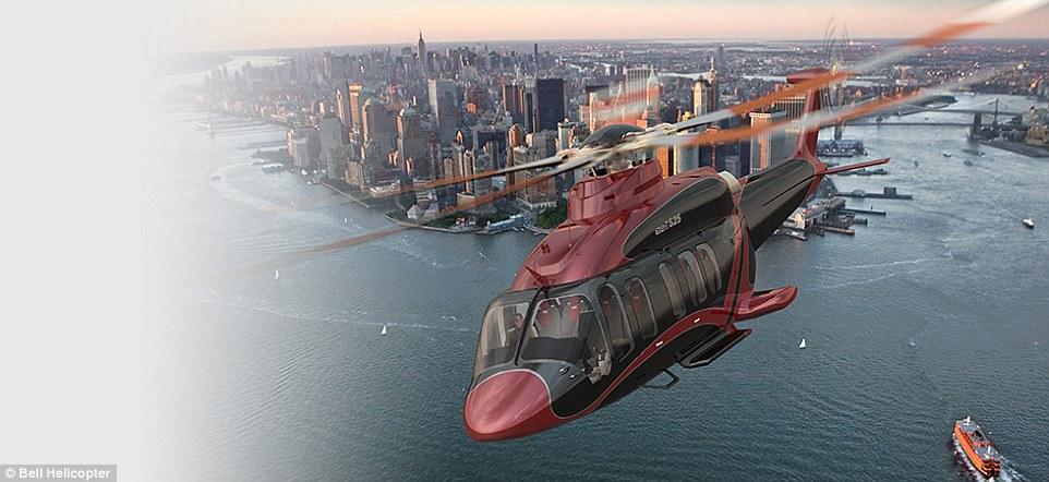 Bell 525 Relentless: El helicóptero más lujoso del mercado está la venta por $15 millones