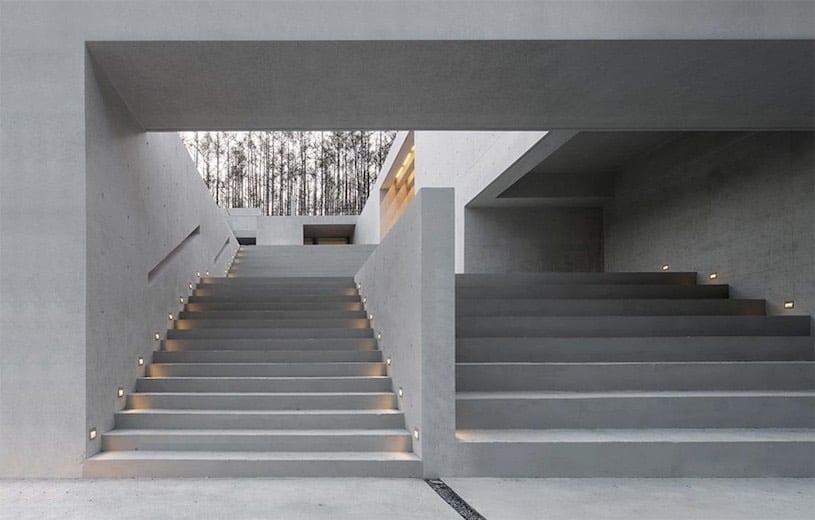 Haga un tour privado por esta fabulosa casa moderna en for Casa moderna corea