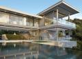 Ultra exclusiva Villa Amanzi en la costa oeste de Phuket, Tailandia