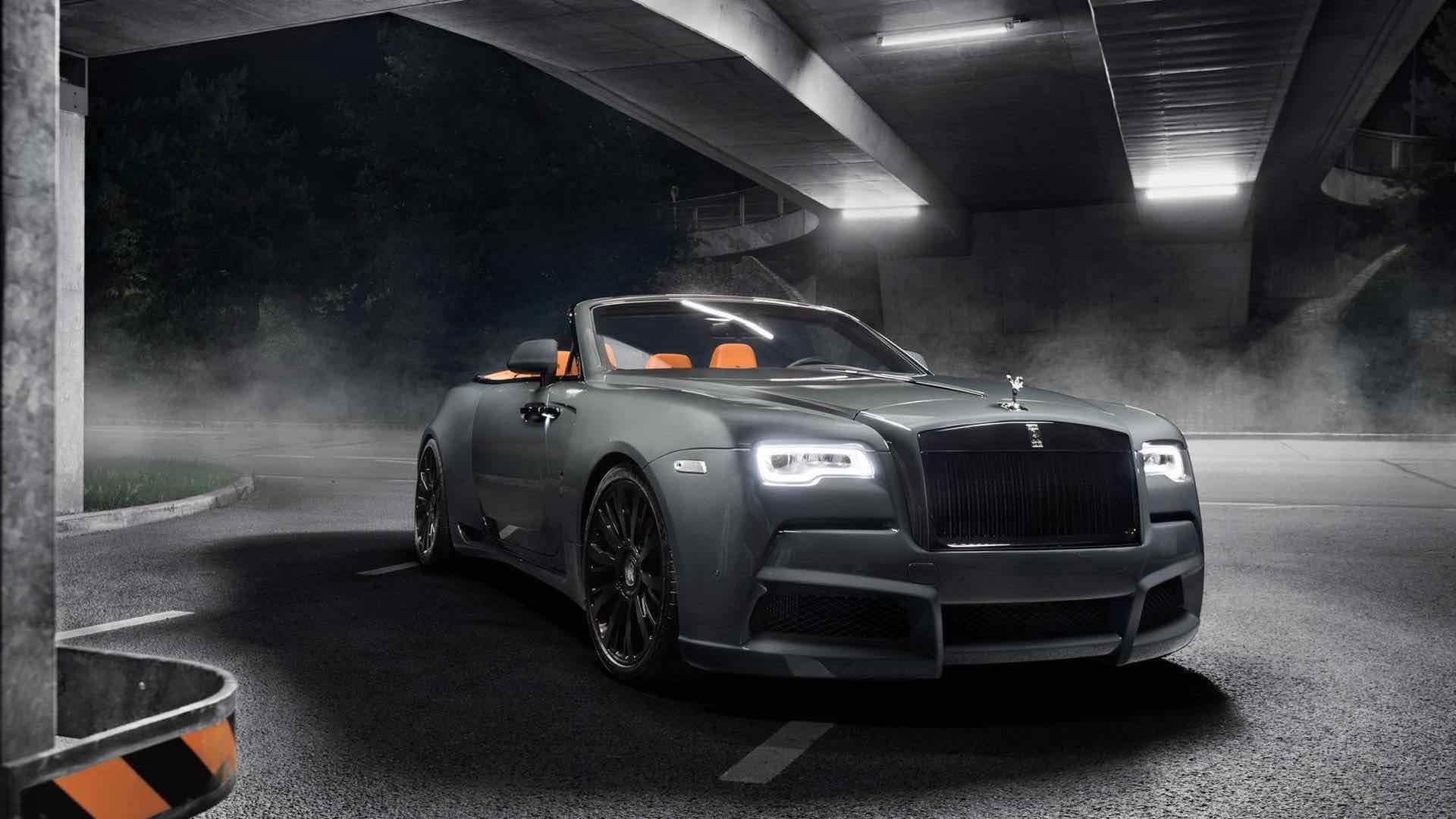 Rolls Royce Dawn Overdose por Spofec