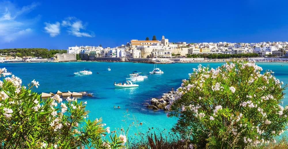 La Apulia, Italia