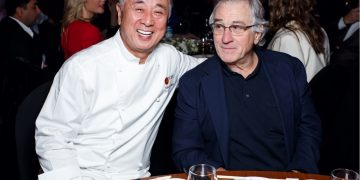 Chef Matsuhisa y Robert De Niro