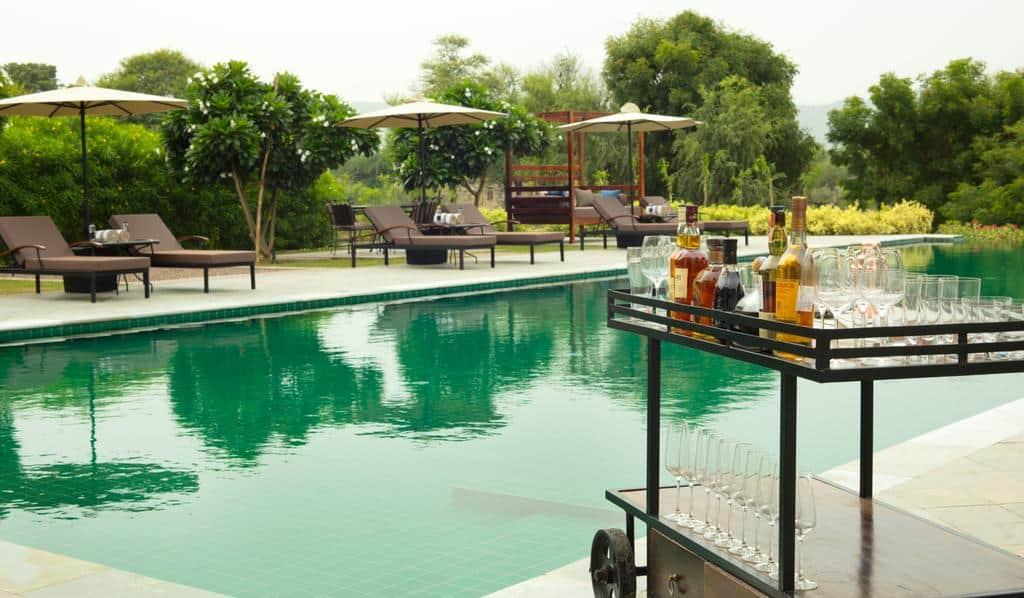 Mega espectacular hotel en India
