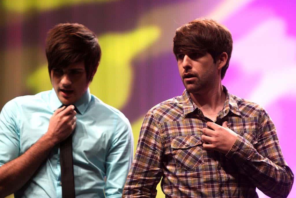 Anthony Padilla e Ian Hecox